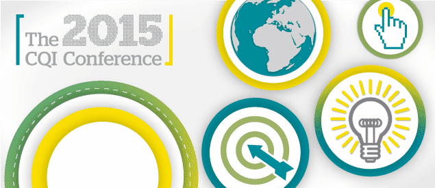 The 2015 CQI Conference