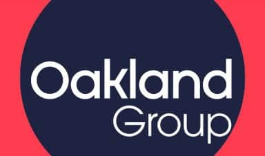The oakland group logo