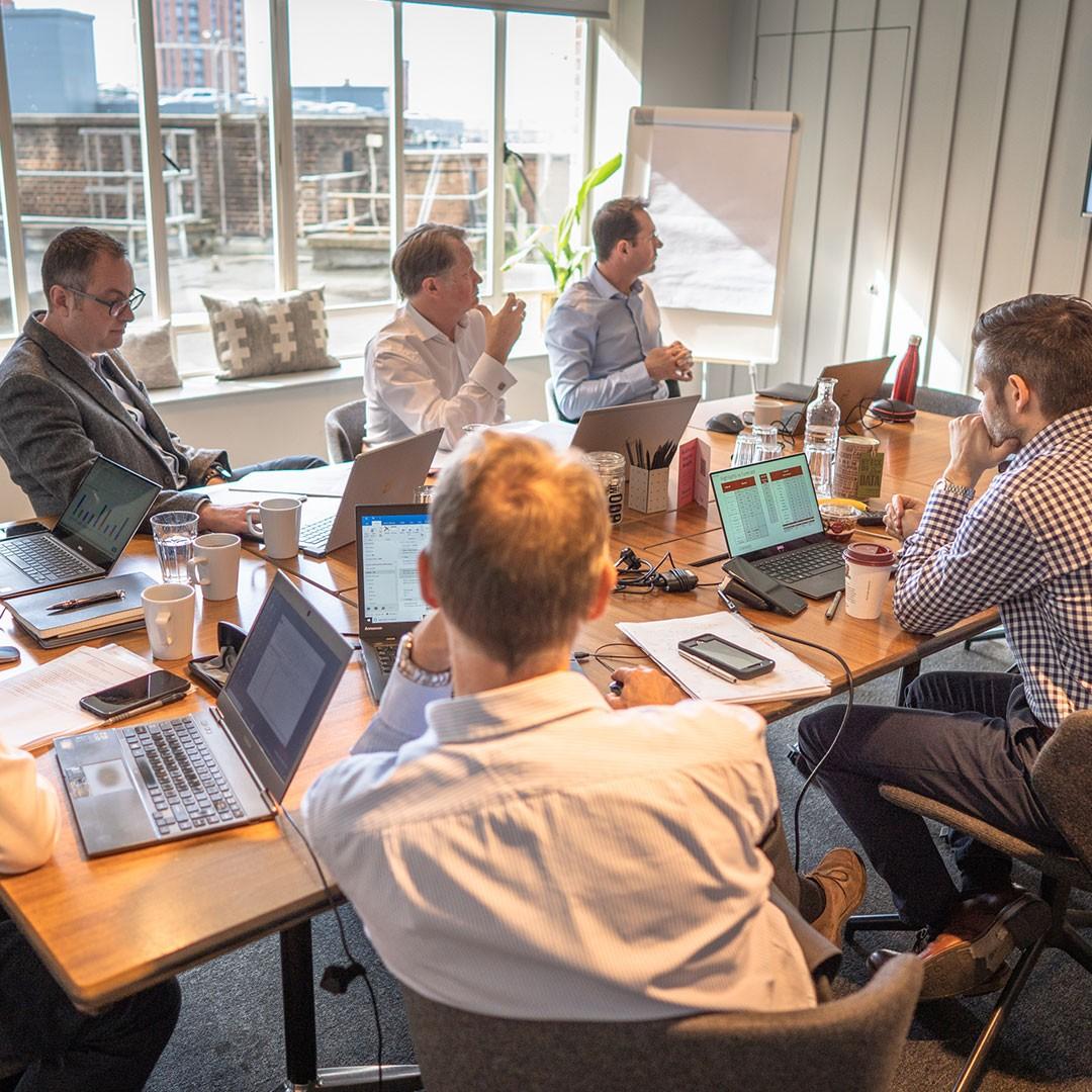 Data strategy workshop