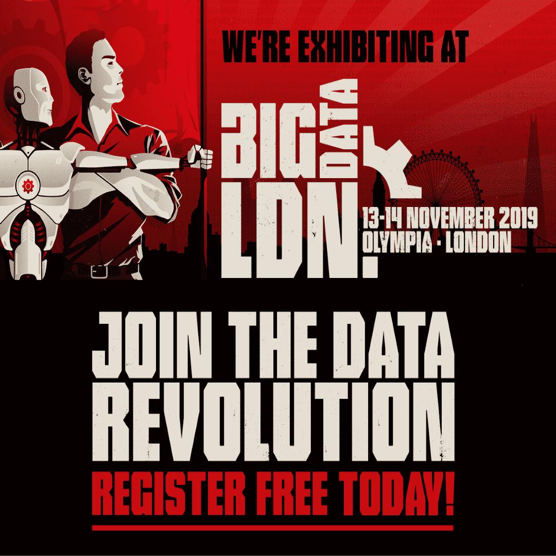 big data london poster