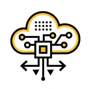 cloud engineering illustration