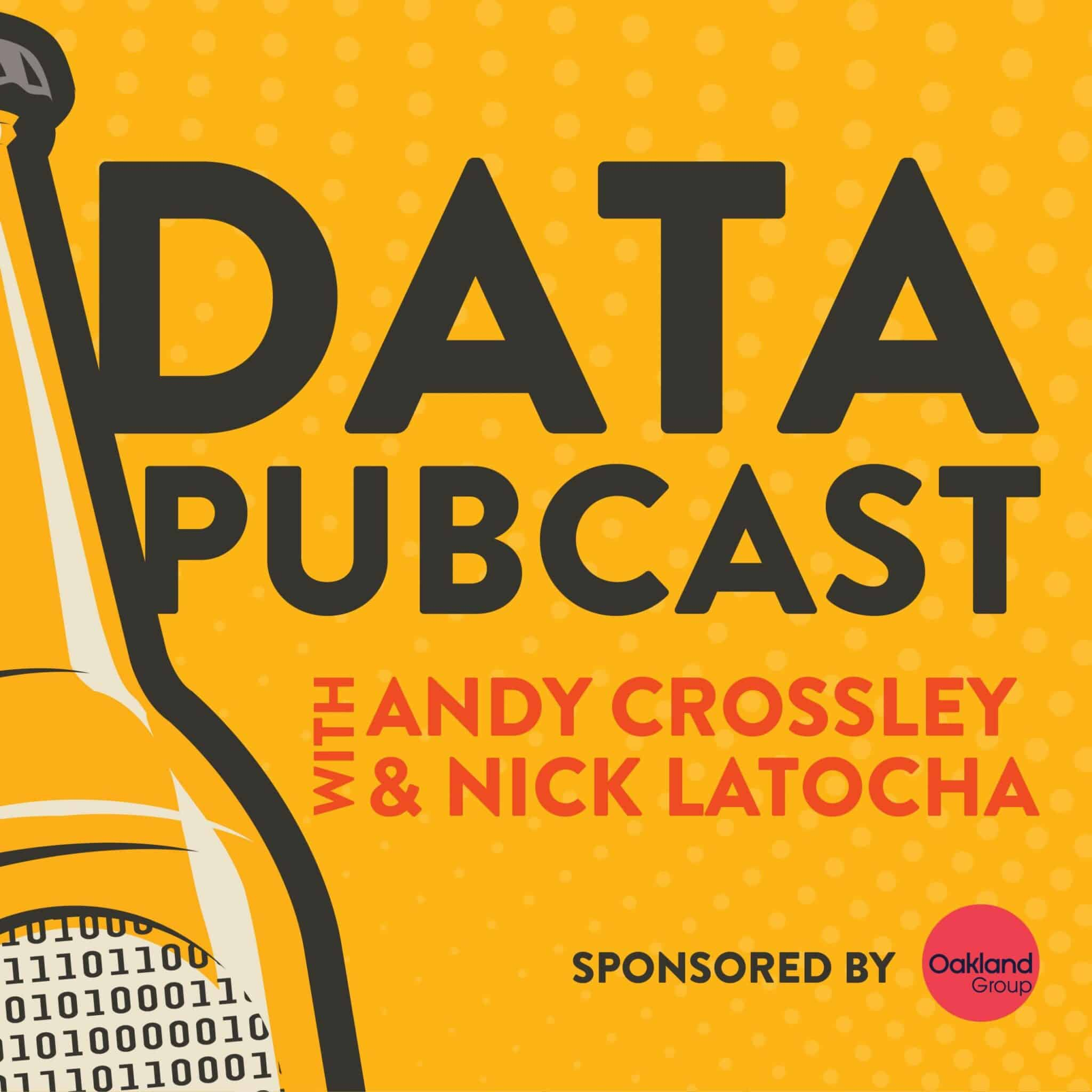 The Data Pubcast – Pint 3